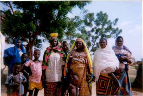 Femmes de Yerimadey-Kollo